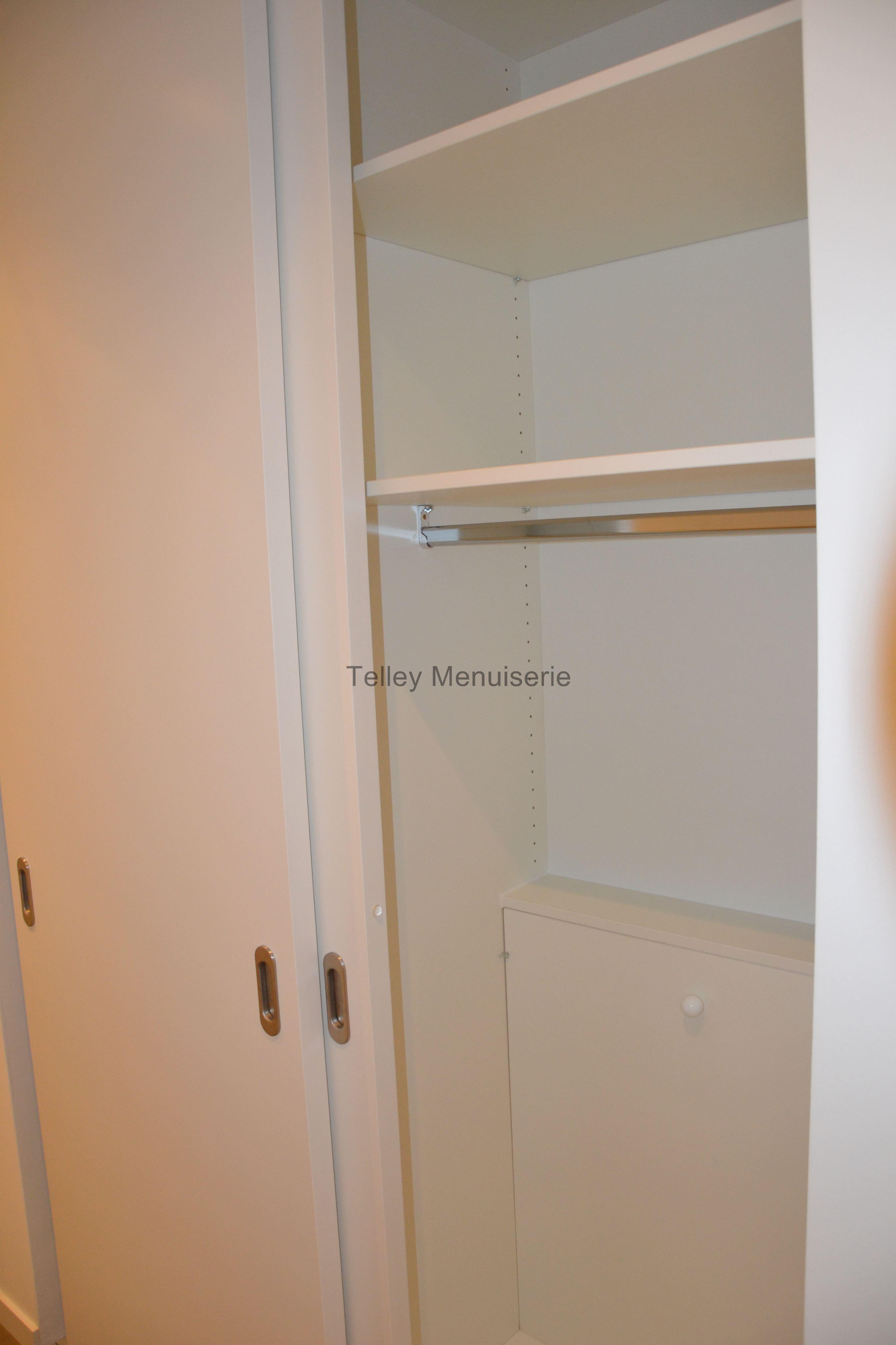 Agencement Interieure Armoire Dressing Sur Mesure Telley 9