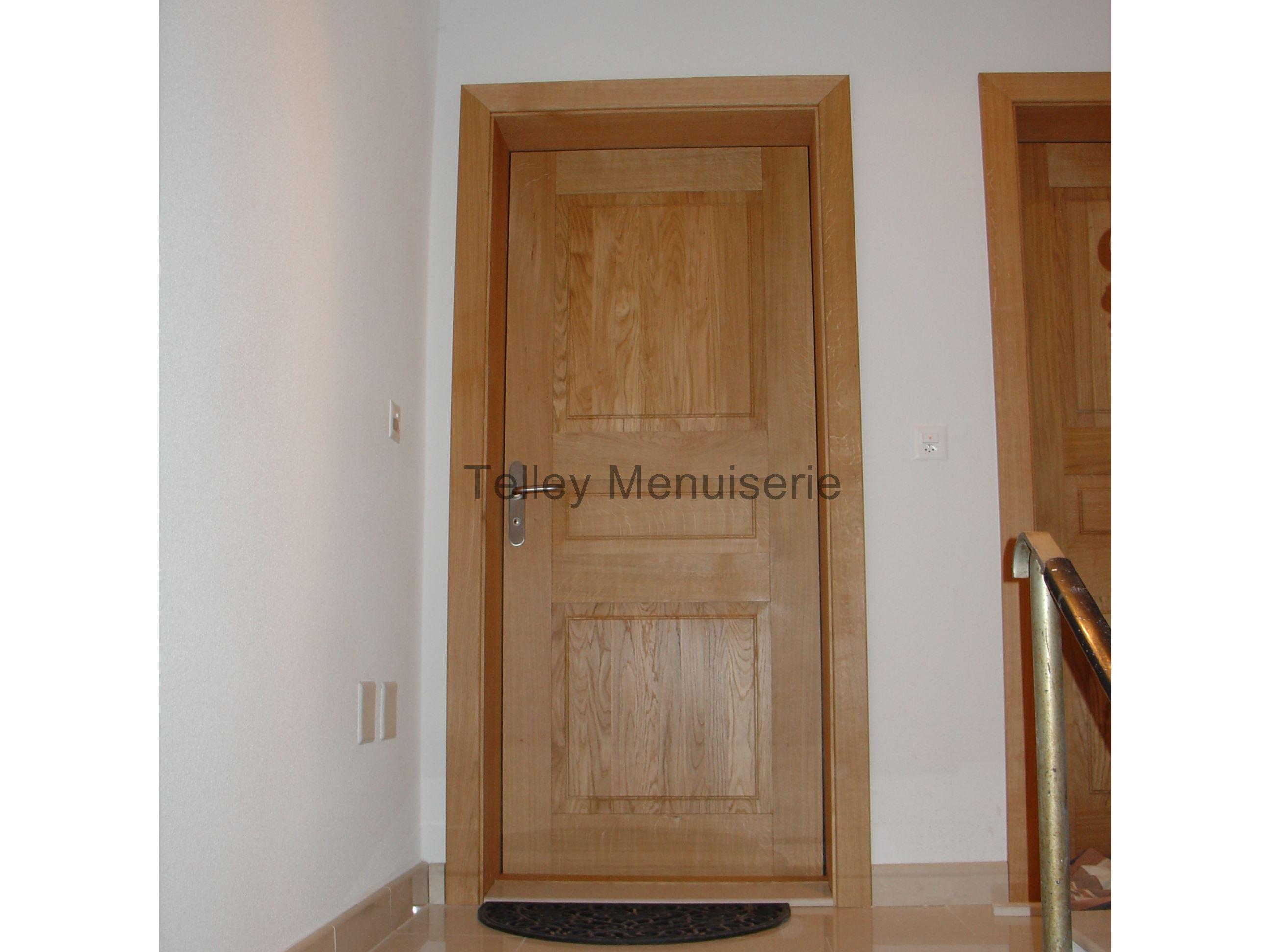 portes pali re coupe feu ei 30 menuiserie telley. Black Bedroom Furniture Sets. Home Design Ideas